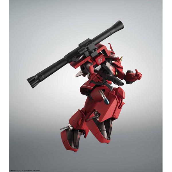 ROBOT魂 [SIDE MS] MS-06R-2 ジョニー・ライデン専用高機動型ザクII ver. A.N.I.M.E._4