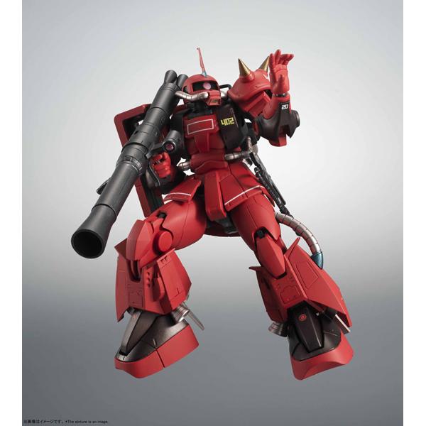 ROBOT魂 [SIDE MS] MS-06R-2 ジョニー・ライデン専用高機動型ザクII ver. A.N.I.M.E._5