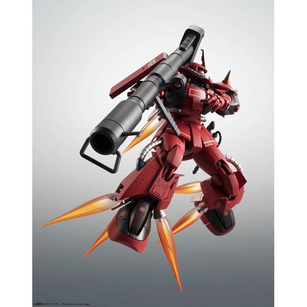 ROBOT魂 [SIDE MS] MS-06R-2 ジョニー・ライデン専用高機動型ザクII ver. A.N.I.M.E._6
