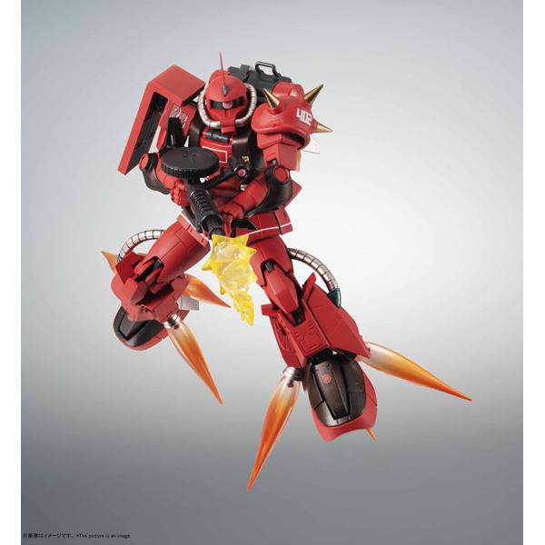 ROBOT魂 [SIDE MS] MS-06R-2 ジョニー・ライデン専用高機動型ザクII ver. A.N.I.M.E._9
