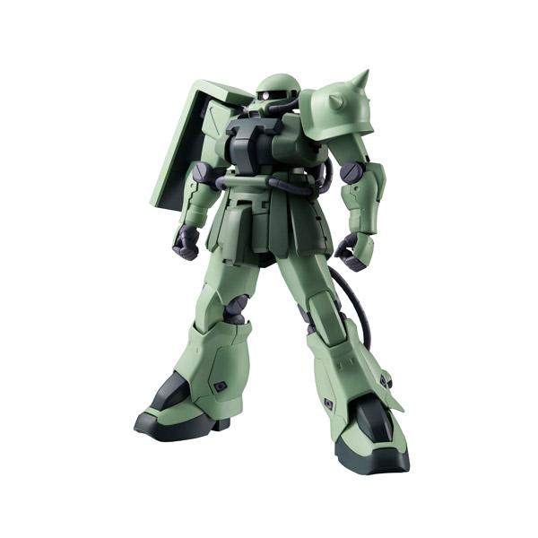 ROBOT魂 (SIDE MS) MS-06F-2 ザクIIF2型 ver. A.N.I.M.E.(機動戦士ガンダム0083 STARDUST MEMORY)