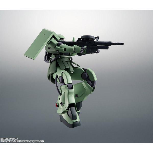 ROBOT魂 (SIDE MS) MS-06F-2 ザクIIF2型 ver. A.N.I.M.E.(機動戦士ガンダム0083 STARDUST MEMORY)_11