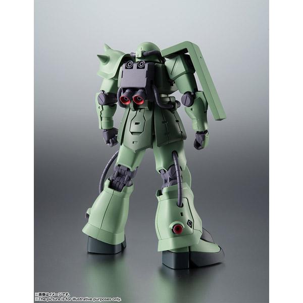 ROBOT魂 (SIDE MS) MS-06F-2 ザクIIF2型 ver. A.N.I.M.E.(機動戦士ガンダム0083 STARDUST MEMORY)_2