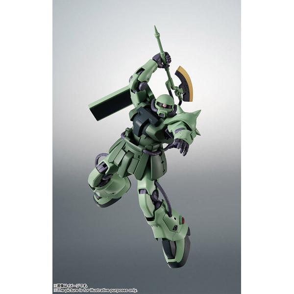 ROBOT魂 (SIDE MS) MS-06F-2 ザクIIF2型 ver. A.N.I.M.E.(機動戦士ガンダム0083 STARDUST MEMORY)_3