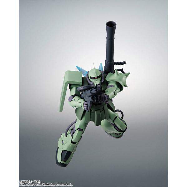 ROBOT魂 (SIDE MS) MS-06F-2 ザクIIF2型 ver. A.N.I.M.E.(機動戦士ガンダム0083 STARDUST MEMORY)_4