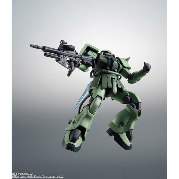 ROBOT魂 (SIDE MS) MS-06F-2 ザクIIF2型 ver. A.N.I.M.E.(機動戦士ガンダム0083 STARDUST MEMORY)_8