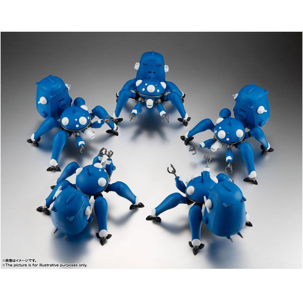 ROBOT魂 [SIDE GHOST] タチコマ-攻殻機動隊 S.A.C. 2nd GIG&SAC_2045-_7