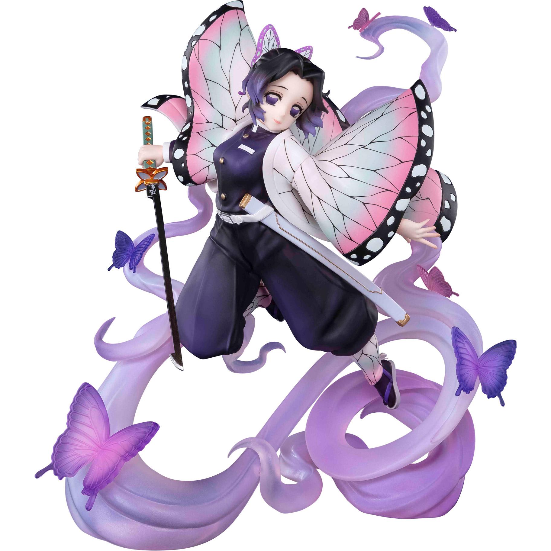【店頭併売品】 フィギュアーツZERO 鬼滅の刃 胡蝶しのぶ 蟲の呼吸