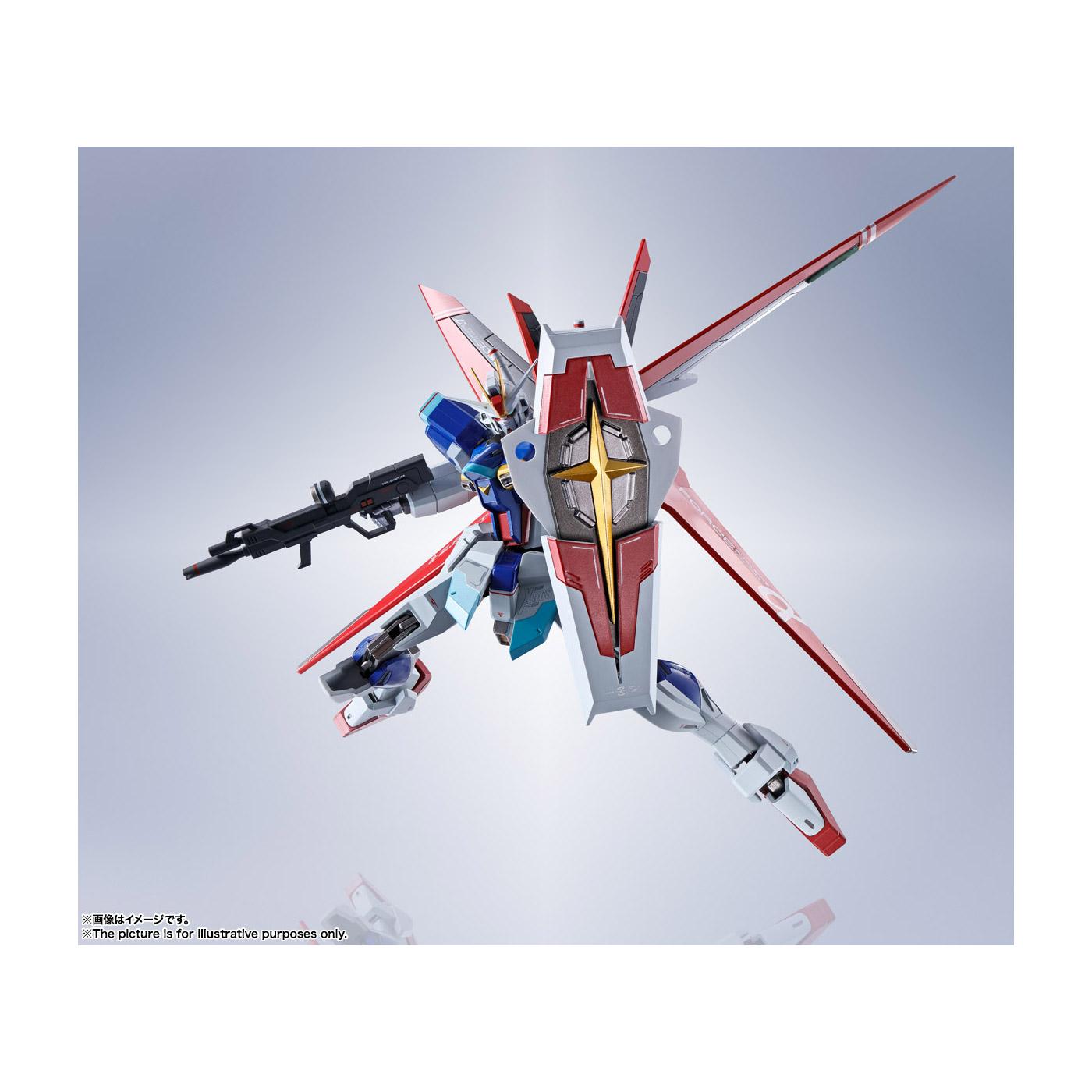 【店頭併売品】 METAL ROBOT魂 [SIDE MS] 機動戦士ガンダムSEED DESTINY フォースインパルスガンダム_4