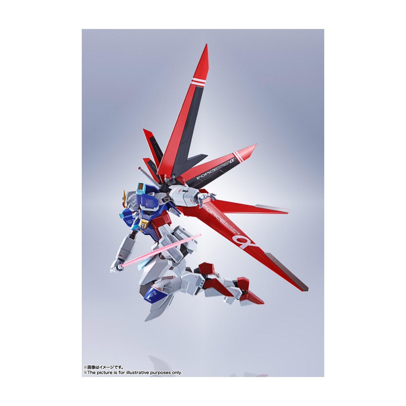 【店頭併売品】 METAL ROBOT魂 [SIDE MS] 機動戦士ガンダムSEED DESTINY フォースインパルスガンダム_6