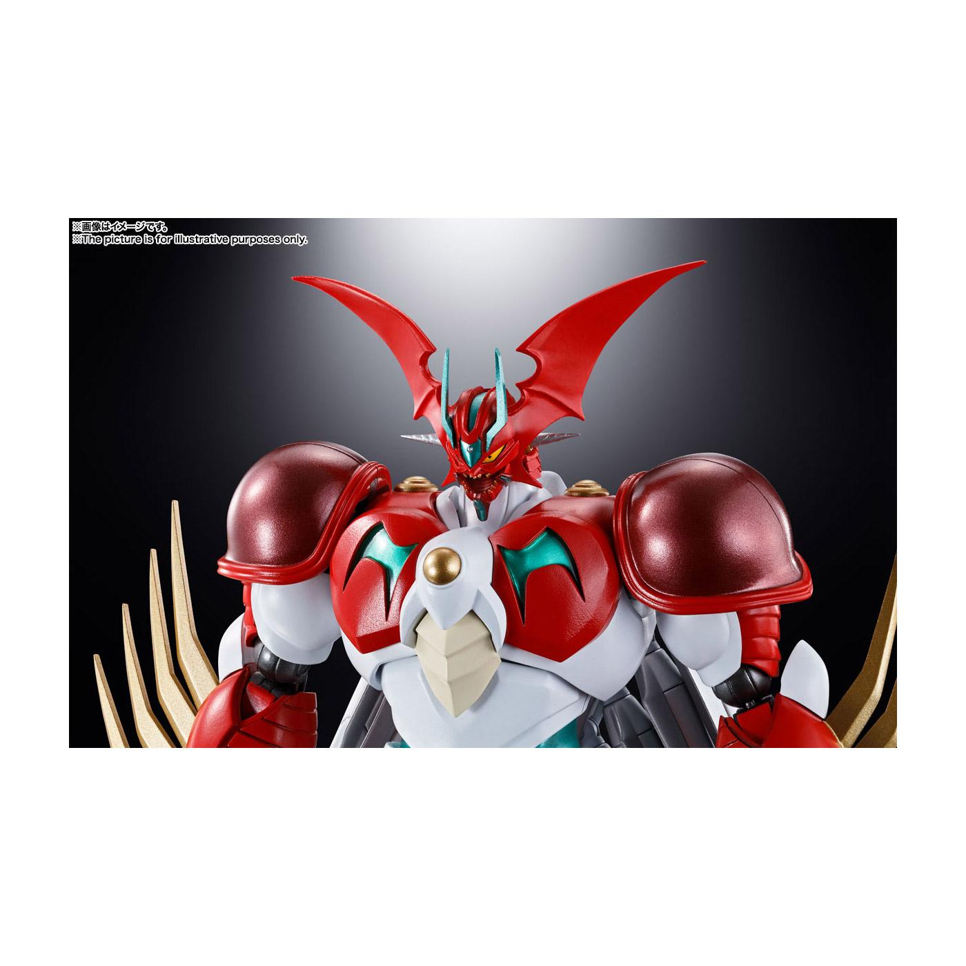 超合金魂 GX-99 ゲッターロボ アーク ゲッターアーク_9
