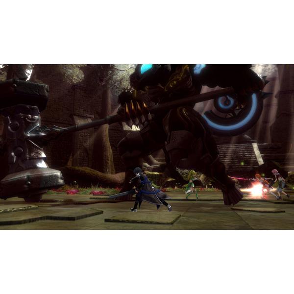 ソードアート・オンライン —ホロウ・リアリゼーション— 初回限定生産版【PS Vitaゲームソフト】   [PSVita]_3