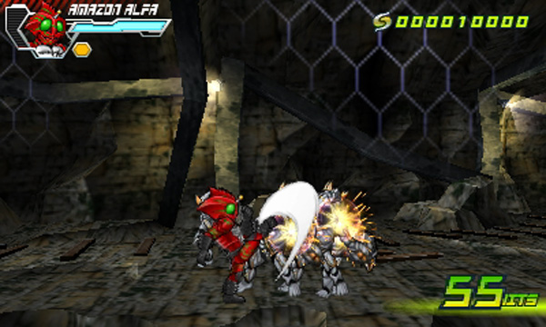 【在庫限り】 オール仮面ライダー ライダーレボリューション 通常版【3DSゲームソフト】   [ニンテンドー3DS]_6