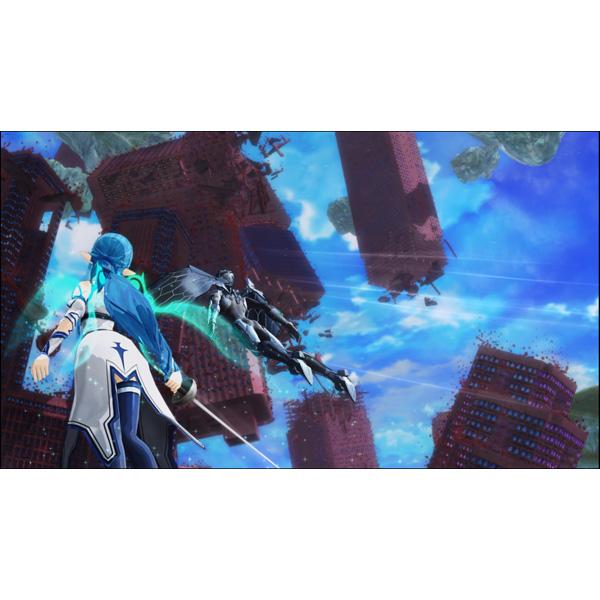 アクセル・ワールド VS ソードアート・オンライン 千年の黄昏 【PS Vitaゲームソフト】_12