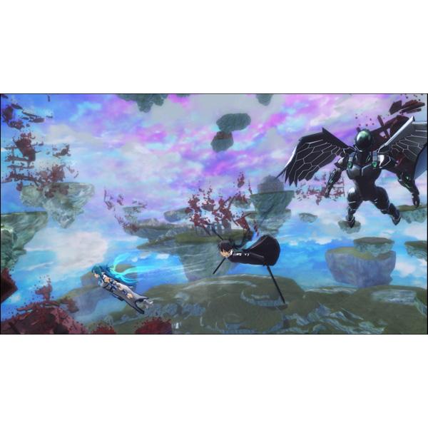 アクセル・ワールド VS ソードアート・オンライン 千年の黄昏 【PS Vitaゲームソフト】_7