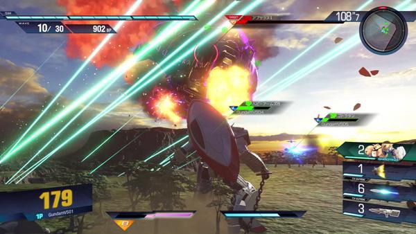 【在庫限り】 GUNDAM VERSUS (ガンダム バーサス) プレミアムGサウンドエディション 期間限定生産版 【PS4ゲームソフト】_2