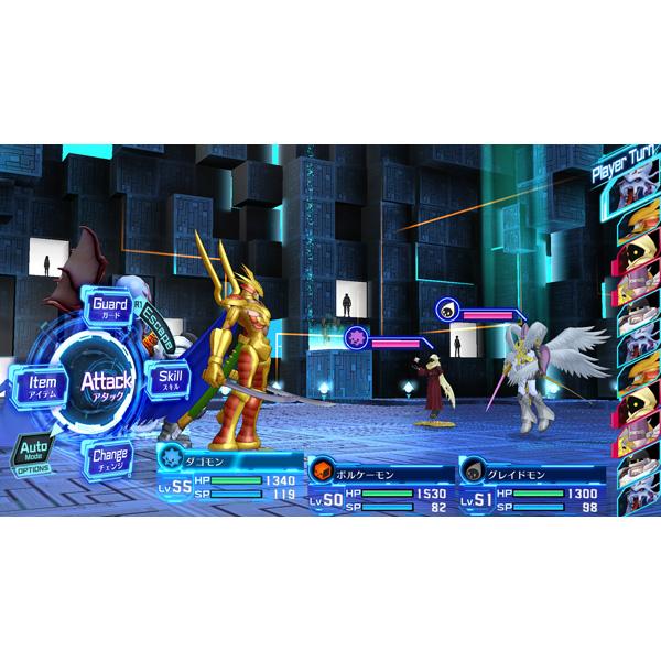 【在庫限り】 デジモンストーリー サイバースルゥース ハッカーズメモリー 通常版 【PS4ゲームソフト】_1