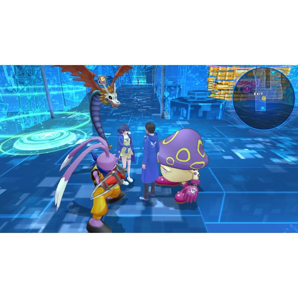 【在庫限り】 デジモンストーリー サイバースルゥース ハッカーズメモリー 通常版 【PS4ゲームソフト】_12
