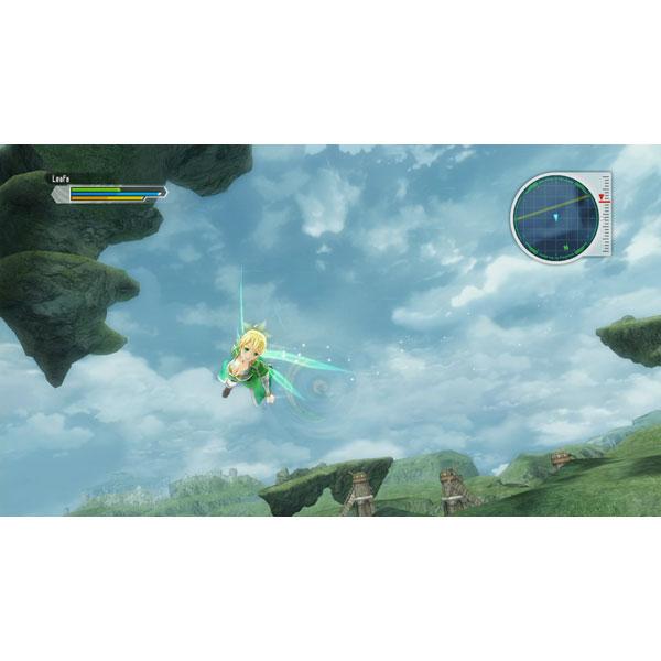 【在庫限り】 ソードアート・オンライン -ロスト・ソング- Welcome Price!! 【PS Vitaゲームソフト】_12