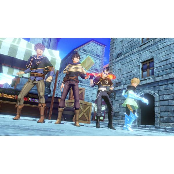 ブラッククローバー カルテットナイツ 【PS4ゲームソフト】_1