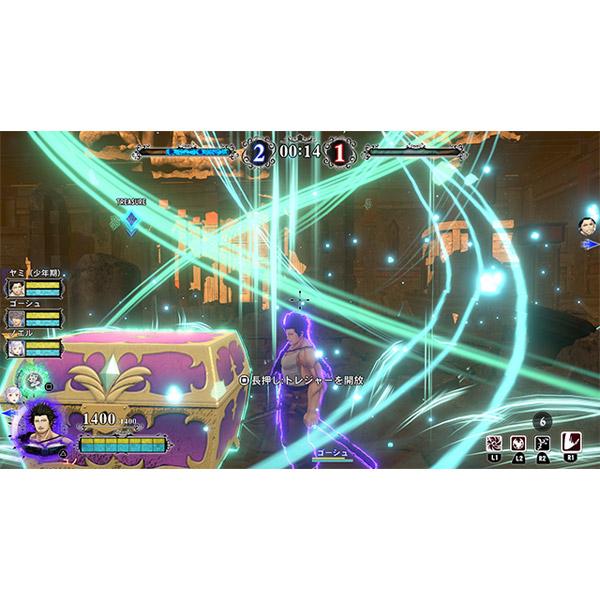 ブラッククローバー カルテットナイツ 【PS4ゲームソフト】_10