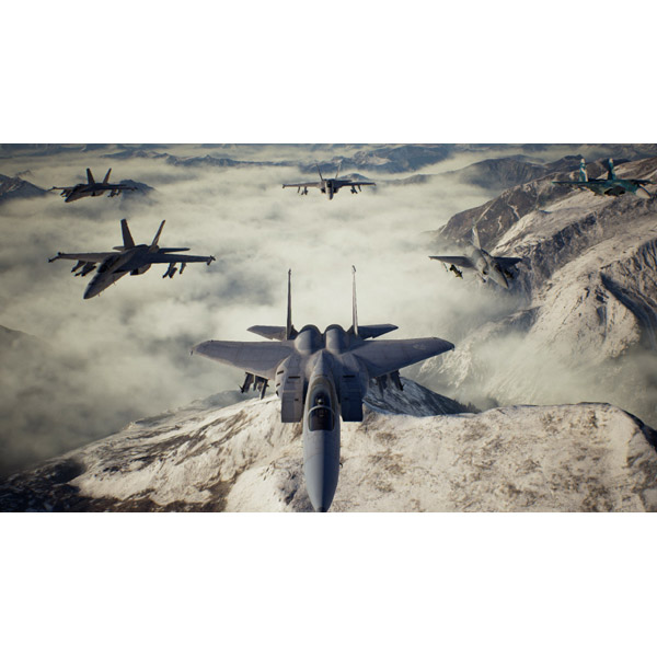ACE COMBAT 7: SKIES UNKNOWN COLLECTOR'S EDITION PLJS36085  [PS4]_2