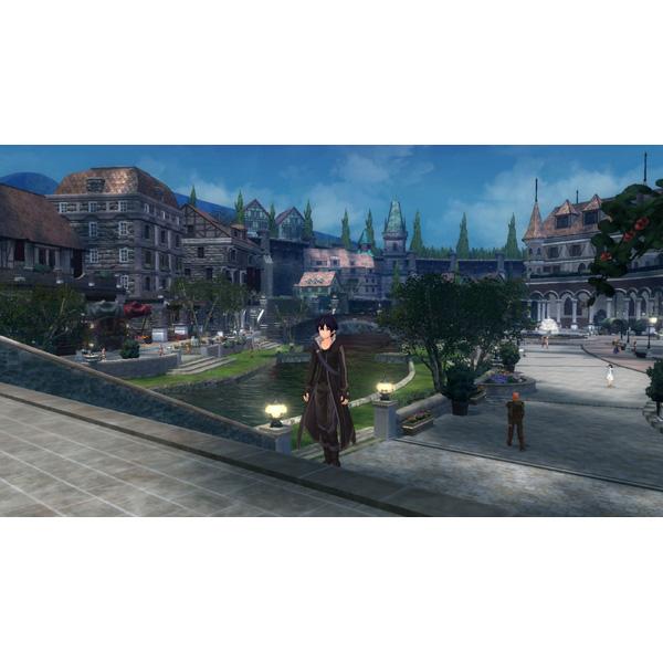 ソードアート・オンライン ホロウ・リアリゼーション DELUXE EDITION 【Switchゲームソフト】_5