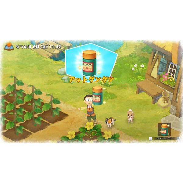 ドラえもん のび太の牧場物語 【Switchゲームソフト】_3