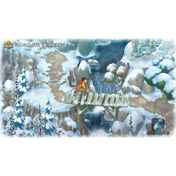 ドラえもん のび太の牧場物語 【Switchゲームソフト】_5