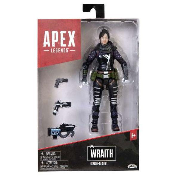 Apex Legends 6インチフィギュア Wraith   407064-12
