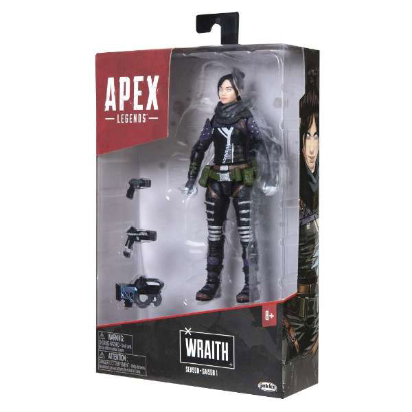 Apex Legends 6インチフィギュア Wraith   407064-12_1