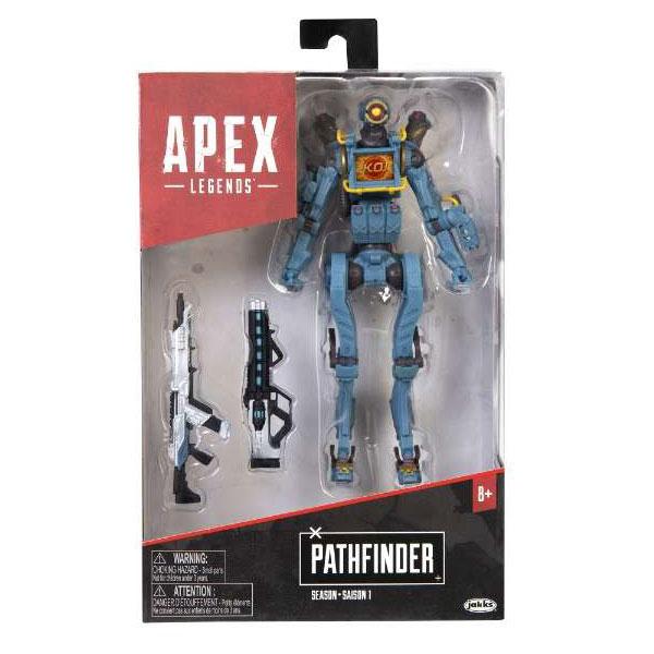 Apex Legends 6インチフィギュア Pathfinder   407074-12