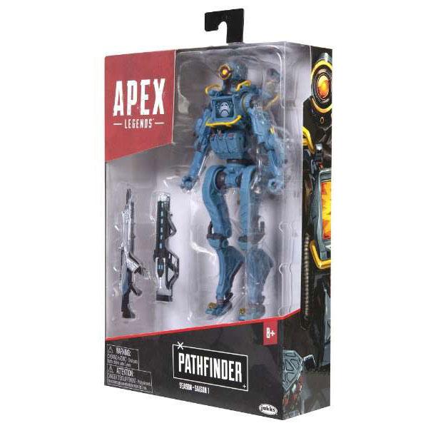 Apex Legends 6インチフィギュア Pathfinder   407074-12_1