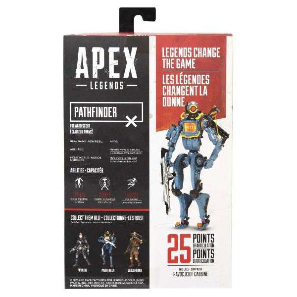 Apex Legends 6インチフィギュア Pathfinder   407074-12_2