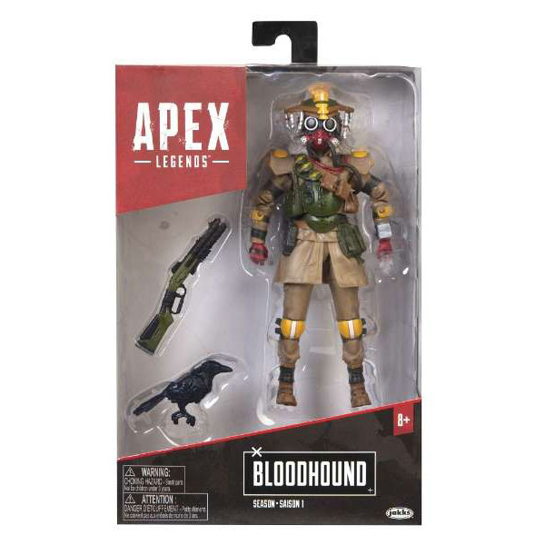 Apex Legends 6インチフィギュア Bloodhound   407084-12