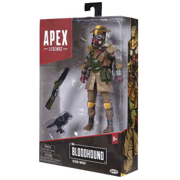 Apex Legends 6インチフィギュア Bloodhound   407084-12_1