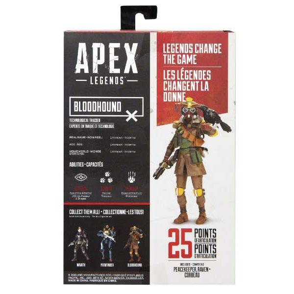 Apex Legends 6インチフィギュア Bloodhound   407084-12_2