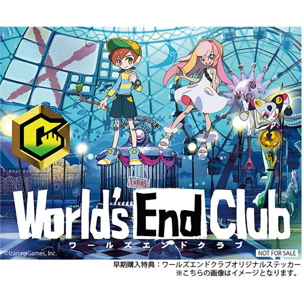 ワールズエンドクラブ 【Switchゲームソフト】_7