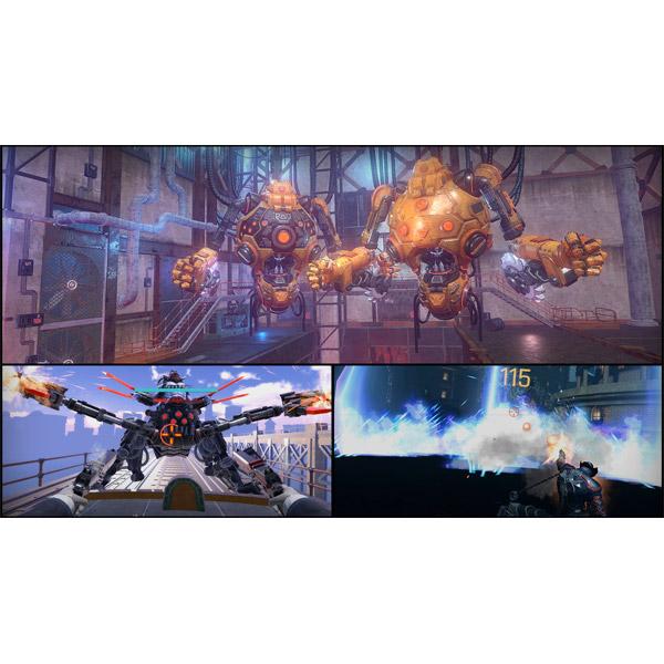 GUNGRAVE VR COMPLETE EDITION 限定版 【PS4ゲームソフト(VR専用)】_1