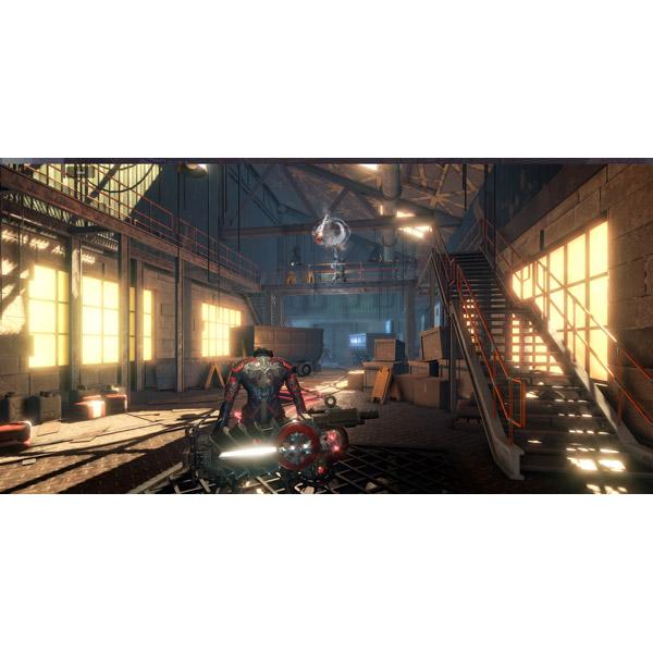 GUNGRAVE VR COMPLETE EDITION 限定版 【PS4ゲームソフト(VR専用)】_9