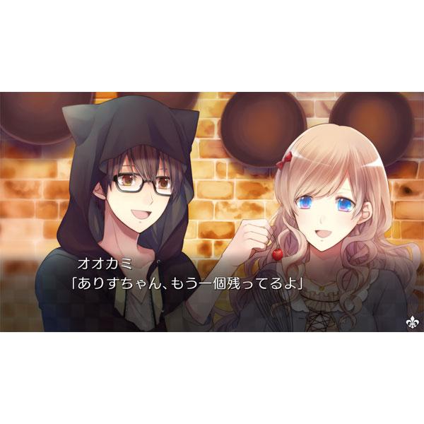 大正×対称アリス HEADS & TAILS 【PS Vitaゲームソフト】_4