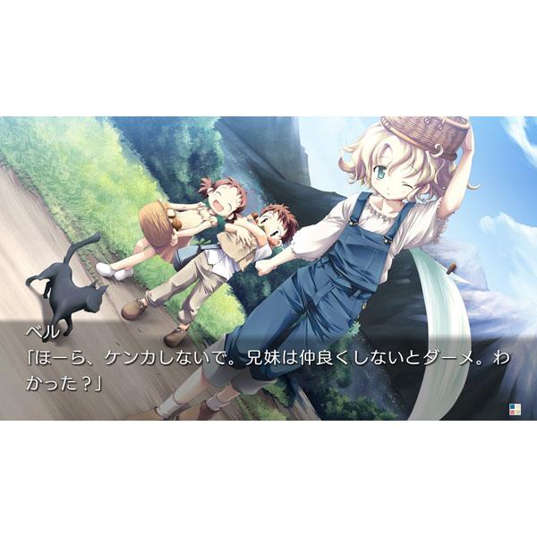 カタハネ —An' call Belle— 【PS Vitaゲームソフト】_3