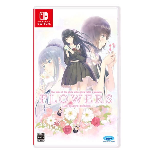 FLOWERS 四季 【Switchゲームソフト】