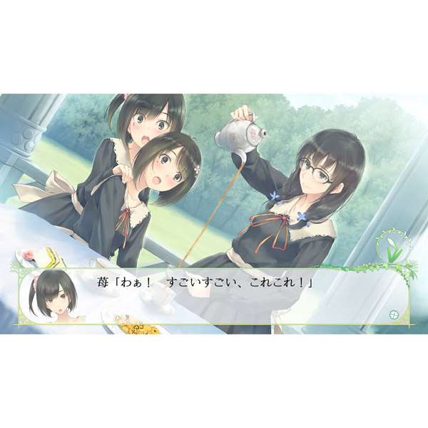 FLOWERS 四季 【Switchゲームソフト】_1