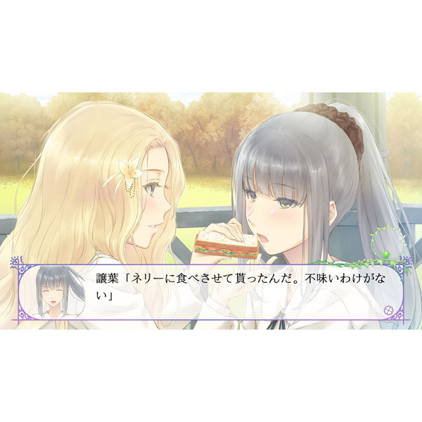 FLOWERS 四季 【Switchゲームソフト】_8