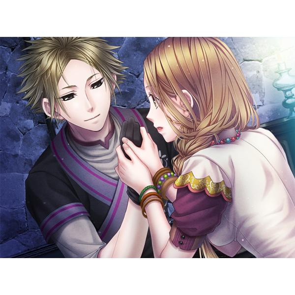 越えざるは紅い花 〜恋は月に導かれる〜 【PS Vitaゲームソフト】_1