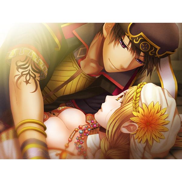 越えざるは紅い花 〜恋は月に導かれる〜 【PS Vitaゲームソフト】_3