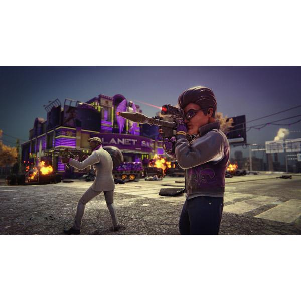 セインツロウ ザ・サード:リマスタード 【PS4】_3
