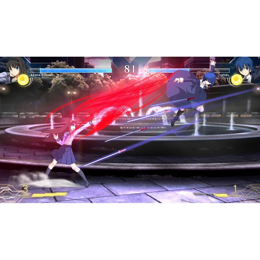 【特典対象】 【初回限定版】MELTY BLOOD: TYPE LUMINA MELTY BLOOD ARCHIVES 【PS4ゲームソフト】 ◆ソフマップ(ビックカメラグループ)特典「武内崇描き下ろしB2タペストリー」_11