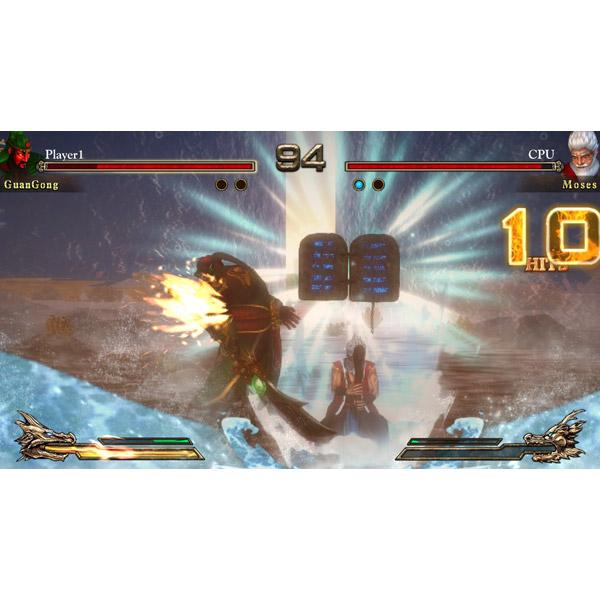 Fight of Gods 通常版 【Switchゲームソフト】_1